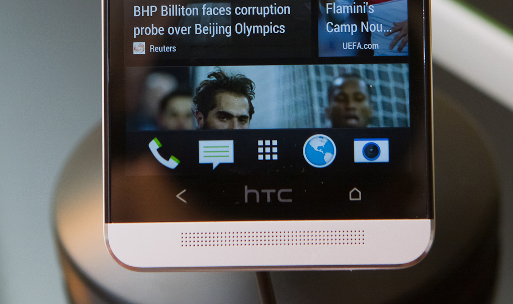 HTC acquisition rumors