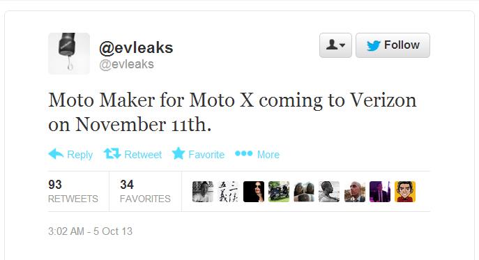 Motomaker Moto X