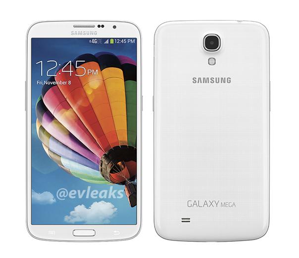 Samsung Galaxy Mega 6.3 leak