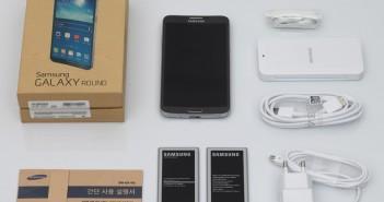 Samsung Galaxy Round accessories