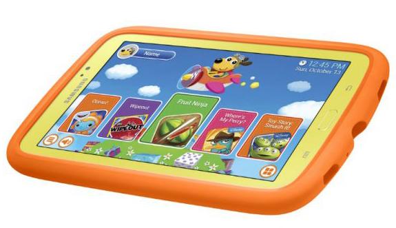 Samsung Galaxy Tab 3 Kids Release