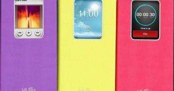 LG G2 colors