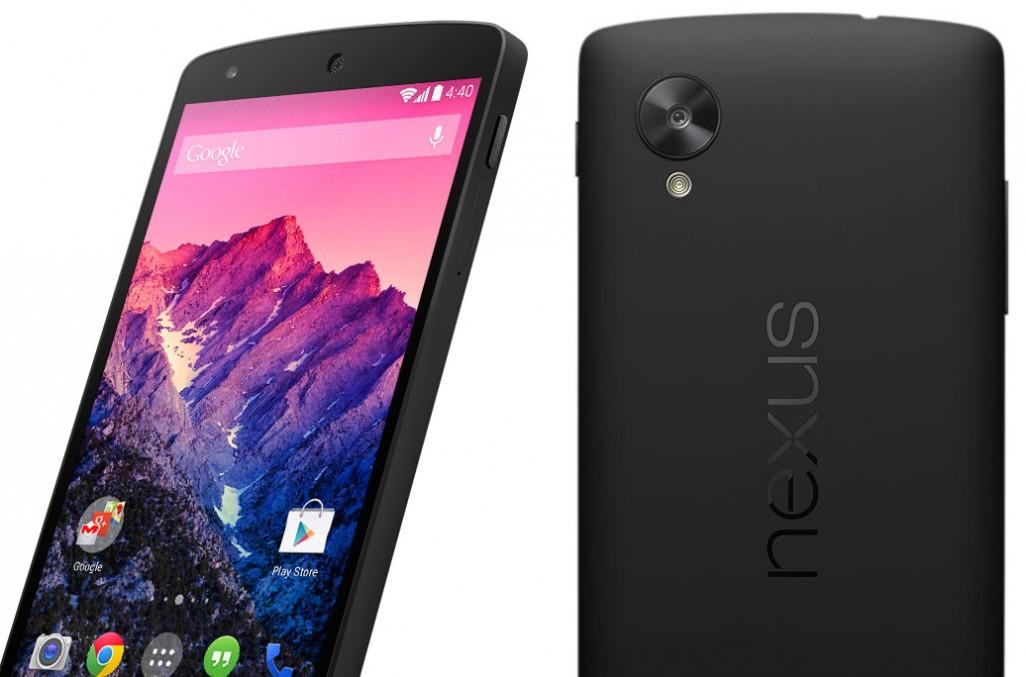 Nexus 5 release