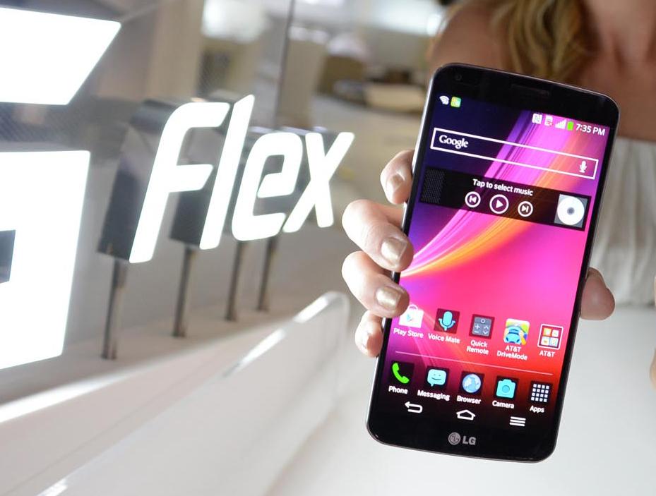 LG G Flex UK release
